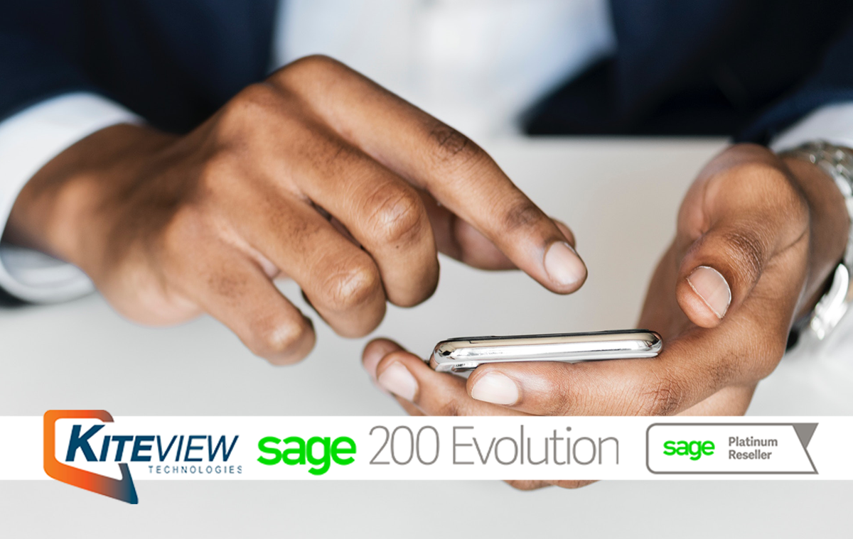 Sage Evolution Goes Mobile