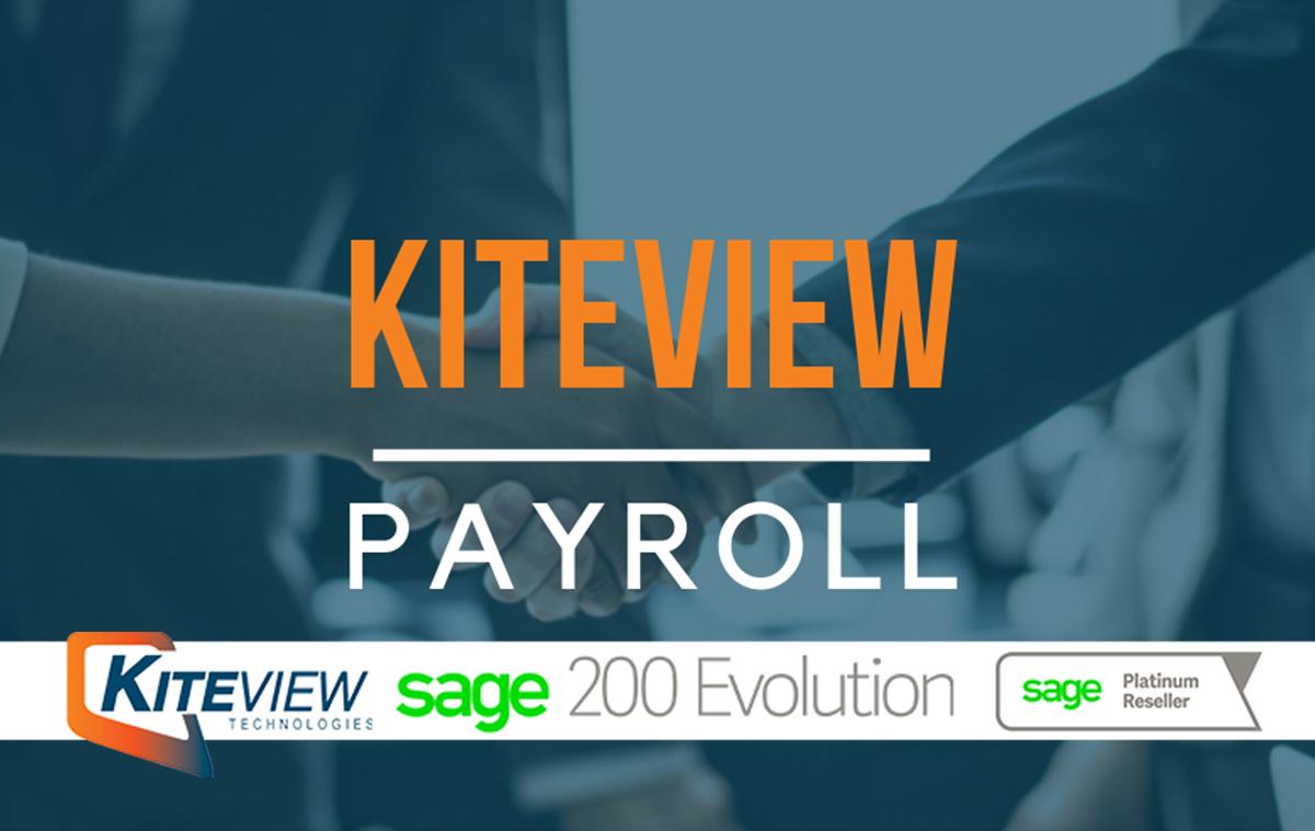 Sage Evolution Payroll