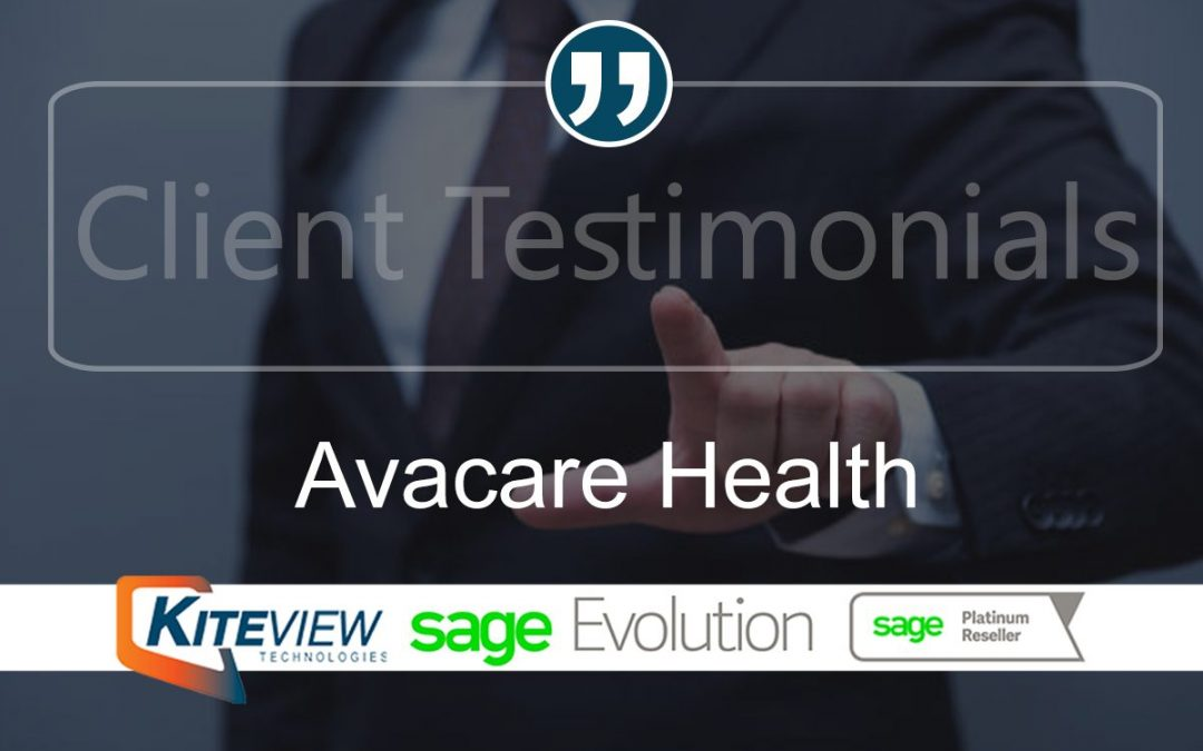 Client Testimonial – Avacare Health