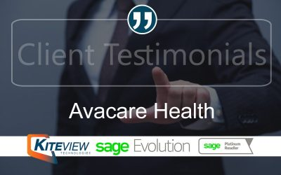 Client Testimonial – Avacare Health