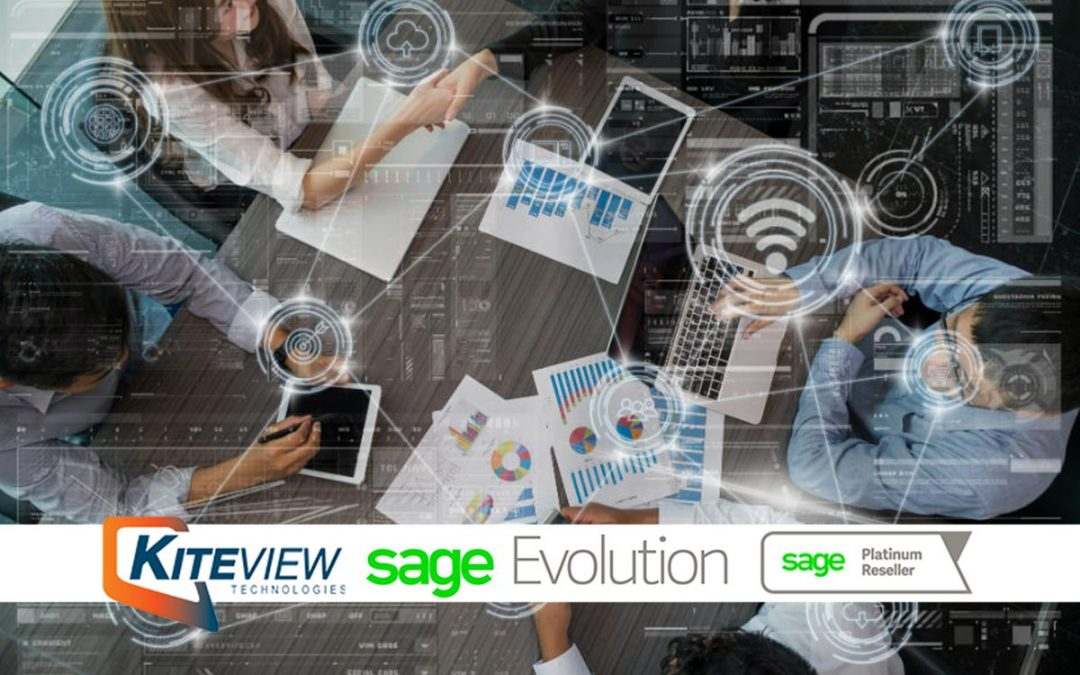 Sage Evolution Customised Business Intelligence Reporting