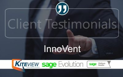 Client Testimonial – InnoVent