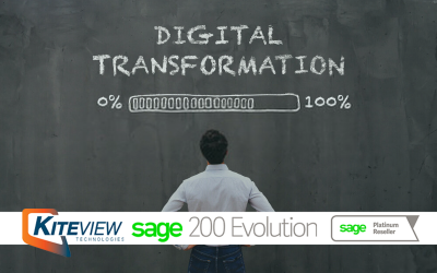 Digital Transformation – Why You Should Just Start