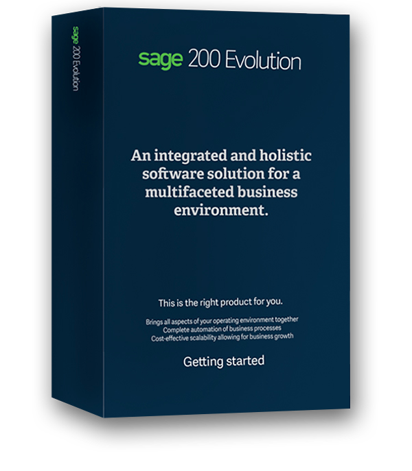 Sage 200 Evolution