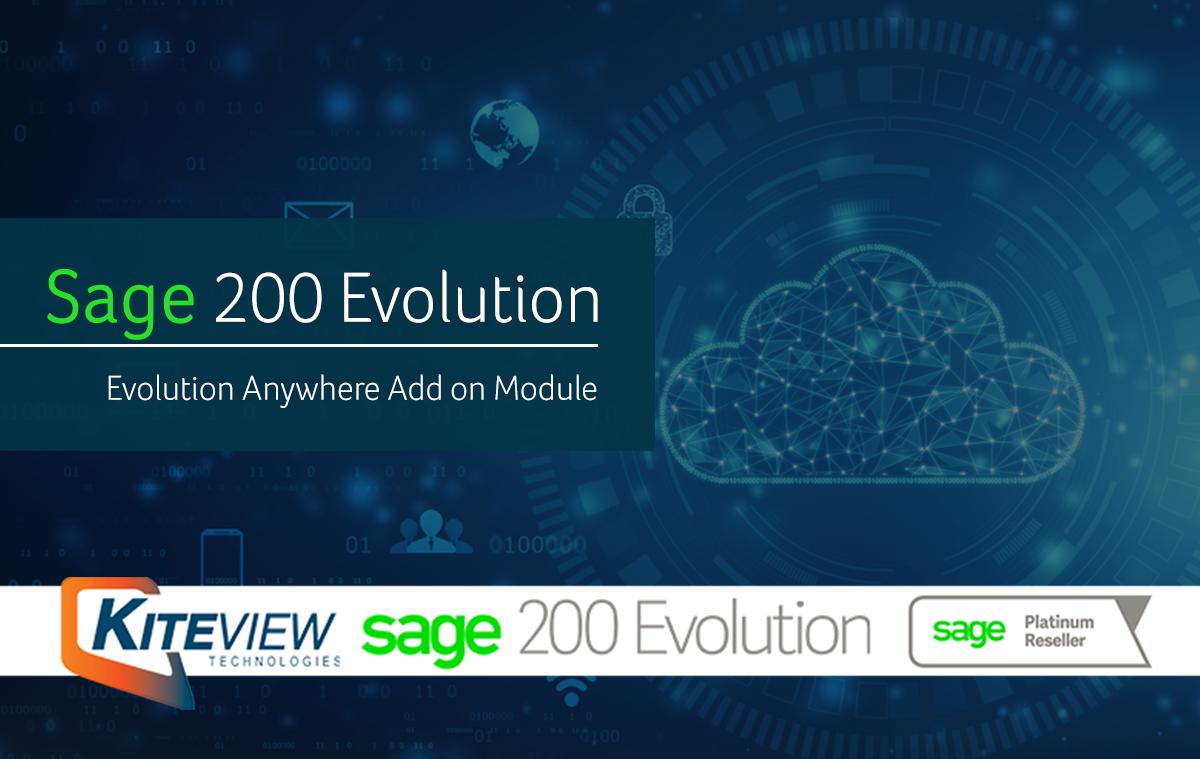 Evolution Anywhere ISV